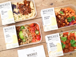 Tesco Wicked Kitchen Vegan